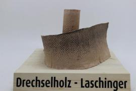 Lachsleder rot